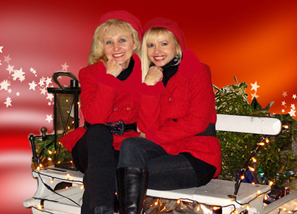 review of the boogie woogie christmas show Silvan zingg and ladyva (vanessa gnägi) present their 4-handed show new cd beloved boogie woogie.
